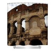 Colosseum 1 Shower Curtain