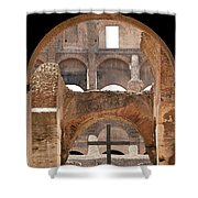 Colosseum 2 Shower Curtain