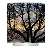 Colours Of The Dusk Shower Curtain