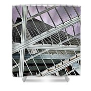 Columbia Center Shower Curtain