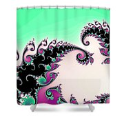Come And Dance With Me Shower Curtain