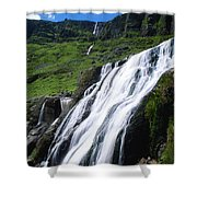 Comeragh Mountains, County Waterford Shower Curtain