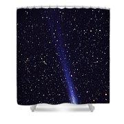 Comet Hyakutake Shower Curtain