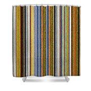 Comfortable Stripes Vlll Shower Curtain