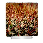 Complexity Of Nature Shower Curtain