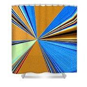 Conceptual 19 Shower Curtain