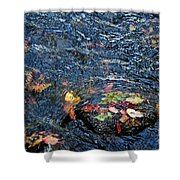 Confetti By Mother Nature Shower Curtain