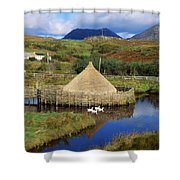 Connemara Heritage And History Centre Shower Curtain