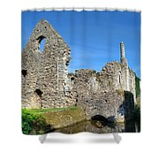 Constables House Revisited Shower Curtain