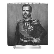 Constantine (1827-1892) Shower Curtain