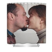 Contest - The Kiss Shower Curtain