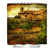 Continuance Shower Curtain