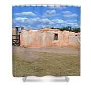 Convento Shower Curtain
