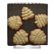 Cookie Treat For You Shower Curtain