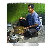 Cooking Shower Curtain
