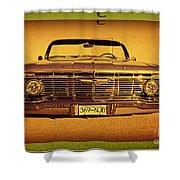 Cool Impala Shower Curtain