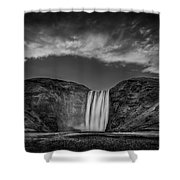 Cool Sensation Shower Curtain by Evelina Kremsdorf