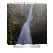 Copper Creek Falls Shower Curtain