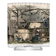 Coppersmiths, C1865 Shower Curtain