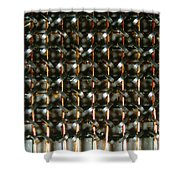 Core Memory Shower Curtain