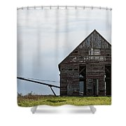 Corncrib Shower Curtain