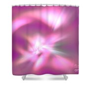 Corona Borealis Shower Curtain
