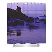 Corona Del Mar 5 Shower Curtain