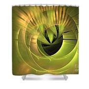 Corona Shower Curtain