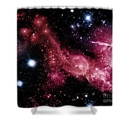 Cos 1 Shower Curtain