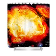 Cos 10 Shower Curtain