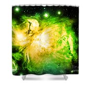 Cos 11 Shower Curtain