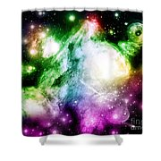 Cos 12 Shower Curtain