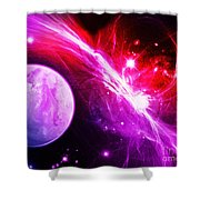 Cos 13 Shower Curtain