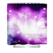 Cos 16 Shower Curtain