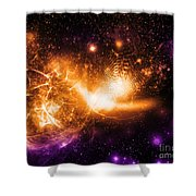 Cos 17 Shower Curtain