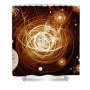 Cos 20 Shower Curtain