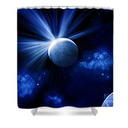 Cos 22 Shower Curtain