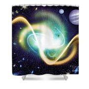 Cos 24 Shower Curtain