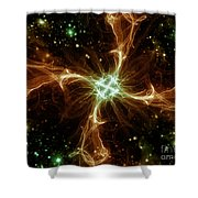 Cos 25 Shower Curtain