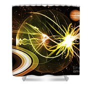 Cos 27 Shower Curtain