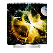 Cos 29 Shower Curtain