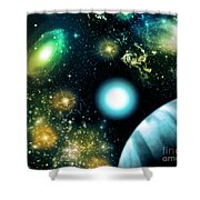 Cos 30 Shower Curtain