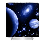 Cos 34 Shower Curtain