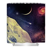Cos 36 Shower Curtain