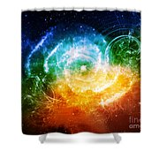 Cos 4 Shower Curtain