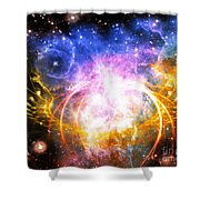 Cos 50 Shower Curtain