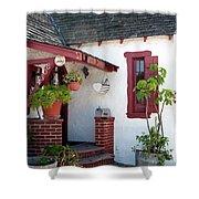 Cottage Charm Shower Curtain
