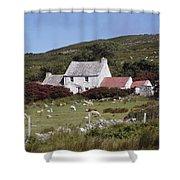 Cottage, Ireland Shower Curtain
