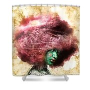 Cotton Candy Anyone Shower Curtain