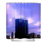 Cotton Candy Sky Shower Curtain